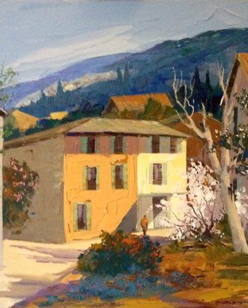 Village-Provence